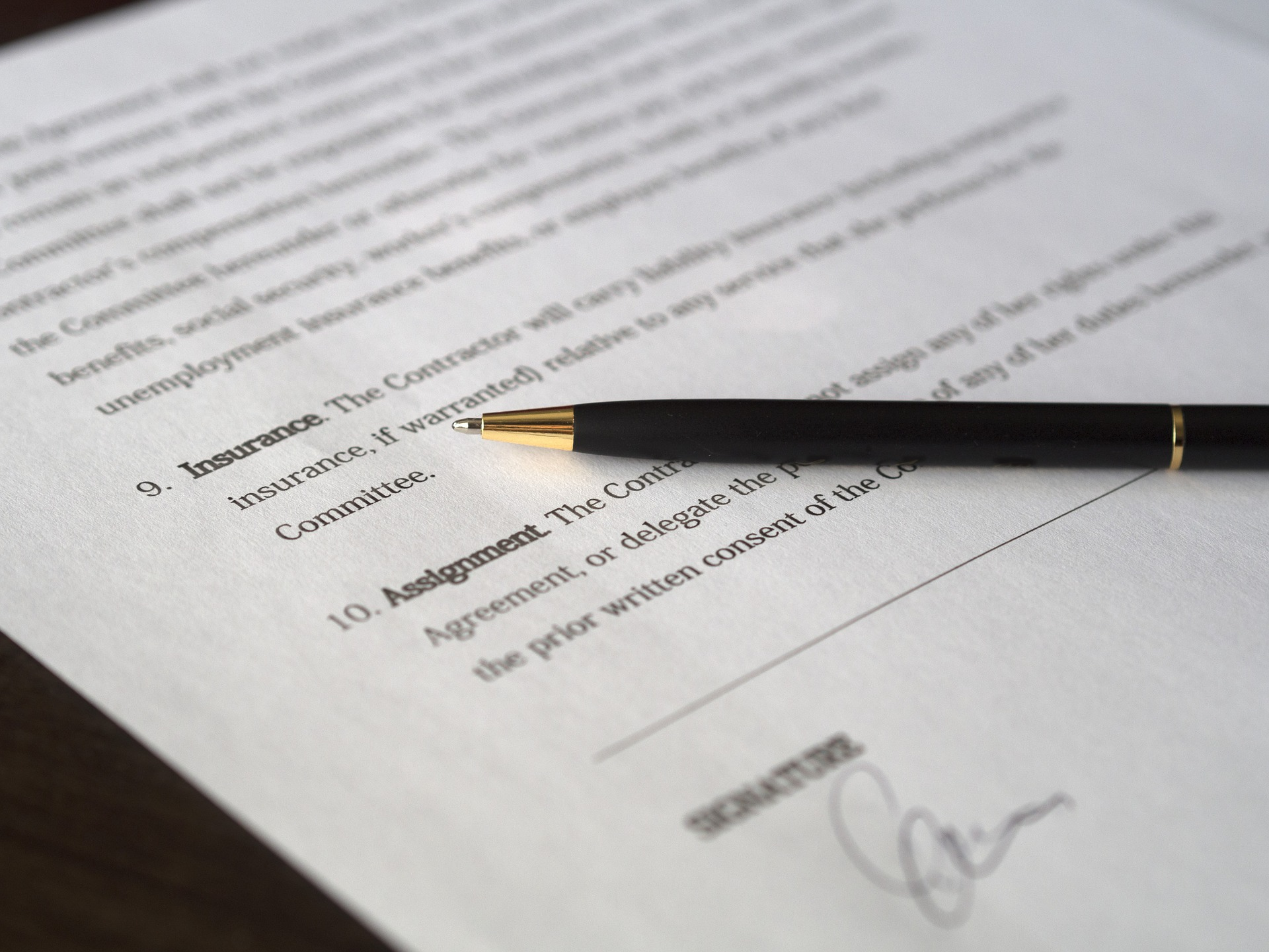 How do you ensure that your business dealings are compliant with trade regulations?